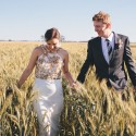 Country garden wedding053