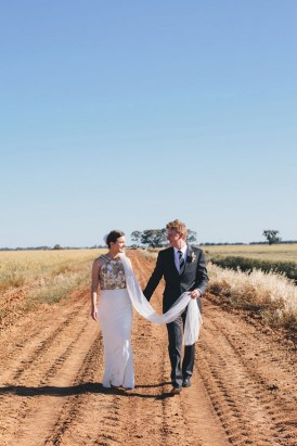 Country garden wedding058