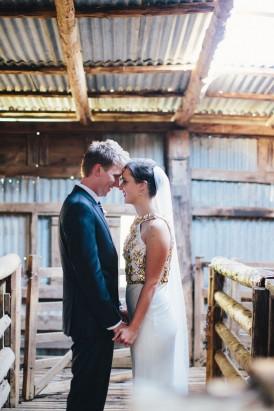 Country garden wedding068