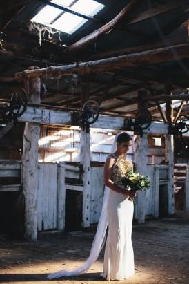 Country garden wedding070