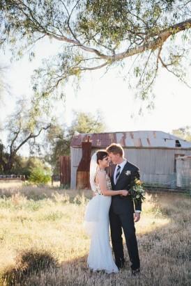 Country garden wedding081