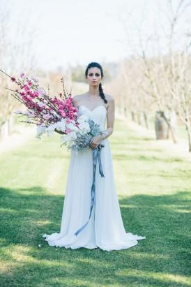Elegant Orchard Wedding Inspiration 002