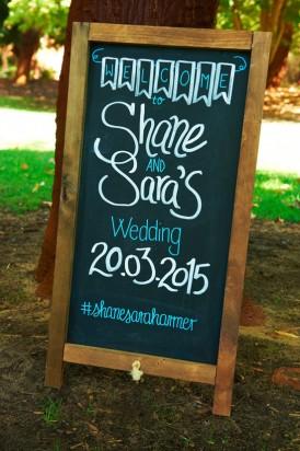Fun perth garden wedding019
