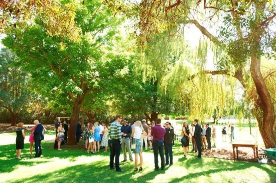 Fun perth garden wedding022