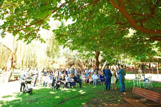 Fun perth garden wedding030