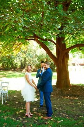 Fun perth garden wedding033