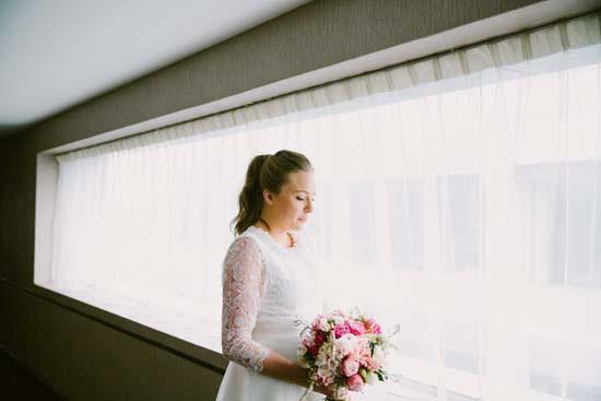 Gorgeous Restaurant Wedding018