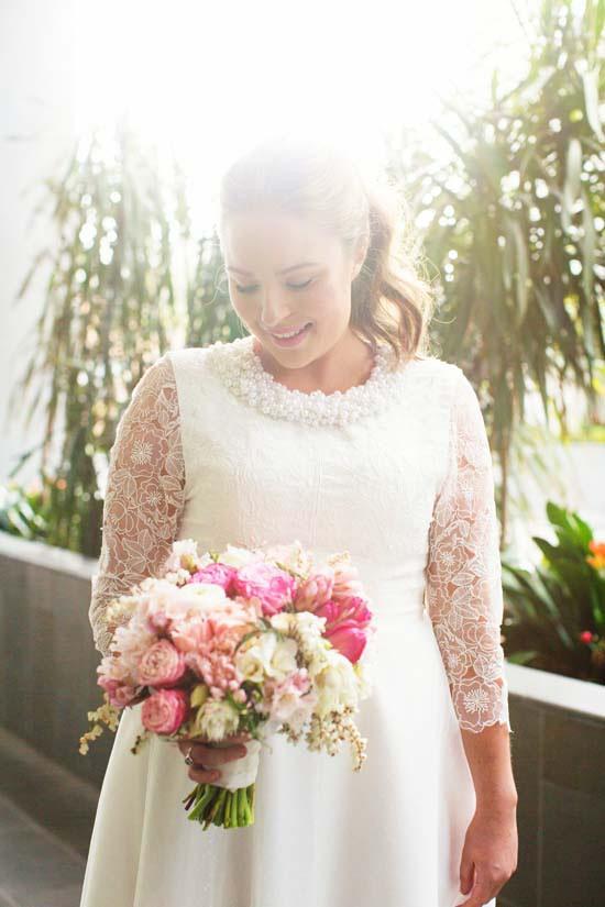 Gorgeous Restaurant Wedding020
