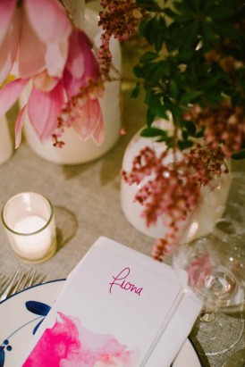 Gorgeous Restaurant Wedding067