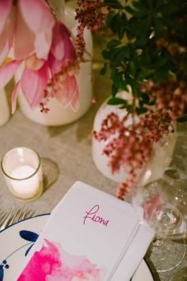 Gorgeous Restaurant Wedding067