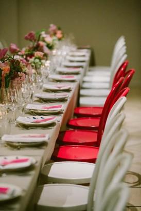 Gorgeous Restaurant Wedding073