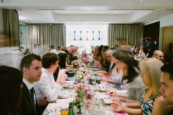Gorgeous Restaurant Wedding090