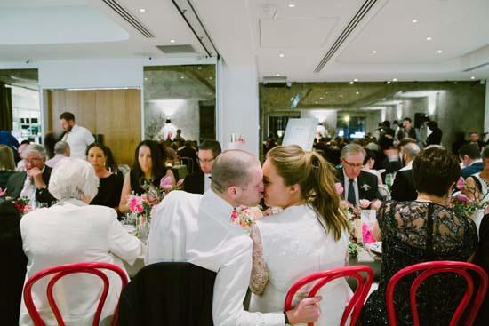 Gorgeous Restaurant Wedding091