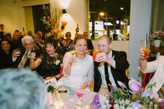 Gorgeous Restaurant Wedding093