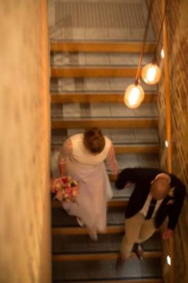 Gorgeous Restaurant Wedding098