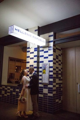 Gorgeous Restaurant Wedding099