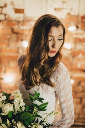 Industrial Candlelit Wedding Inspiration027