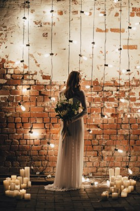 Industrial Candlelit Wedding Inspiration030