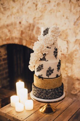 Industrial Candlelit Wedding Inspiration041