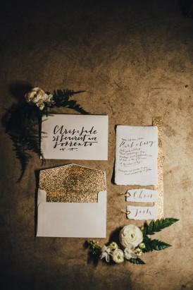 Industrial Candlelit Wedding Inspiration045