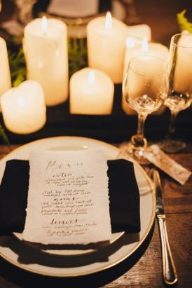 Industrial Candlelit Wedding Inspiration062