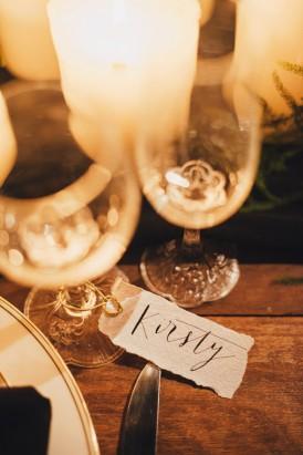 Industrial Candlelit Wedding Inspiration063