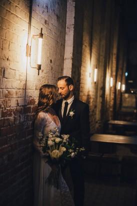 Industrial Candlelit Wedding Inspiration076