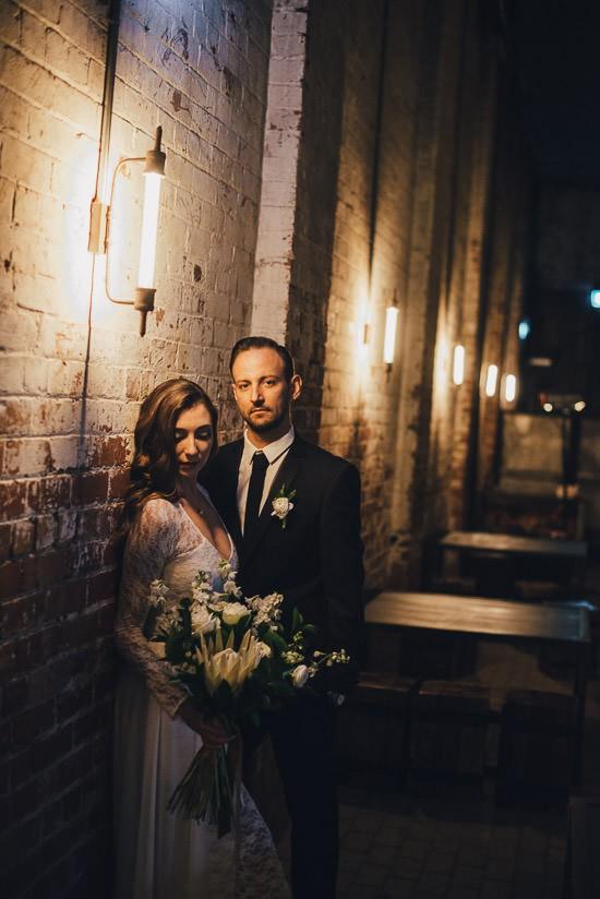 Industrial Candlelit Wedding Inspiration077