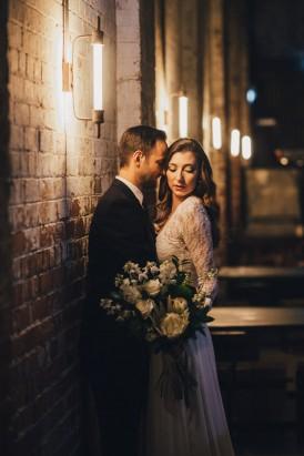 Industrial Candlelit Wedding Inspiration080