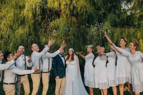 John Benavente Australian Wedding