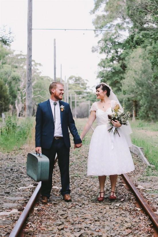 Lara Hotz Australian Vintage Wedding