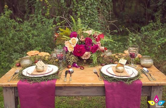 Oak and Linden Wedding
