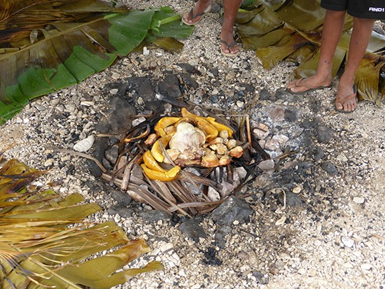 Punarei Cultural Experience Ground Oven
