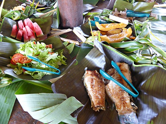 Punarei Cultural Experience Lunch