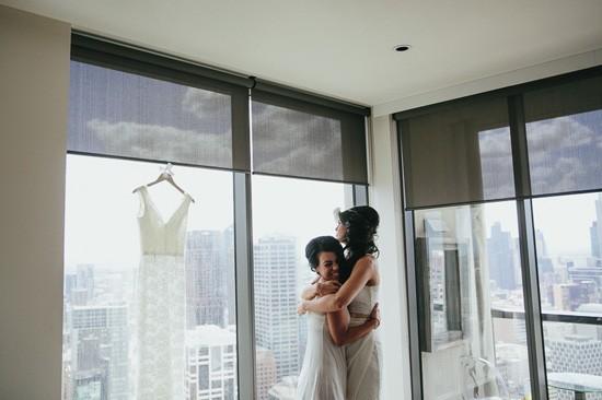 Romantic Cargo Hall Wedding017