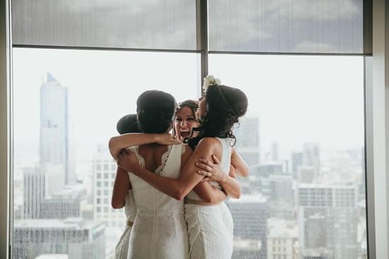 Romantic Cargo Hall Wedding024
