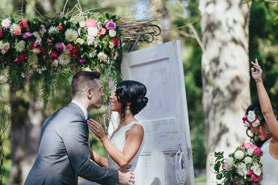 Romantic Cargo Hall Wedding041