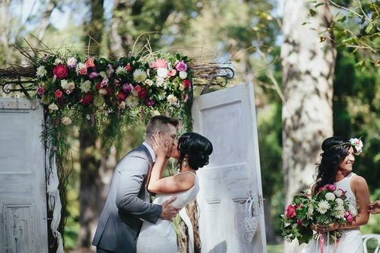 Romantic Cargo Hall Wedding042