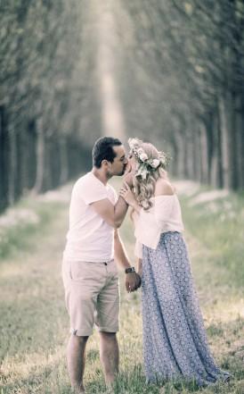 Romantic Yarra Valley Engagement011