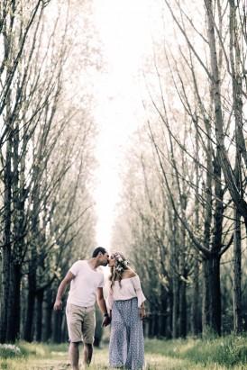 Romantic Yarra Valley Engagement023