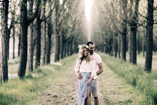 Romantic Yarra Valley Engagement060