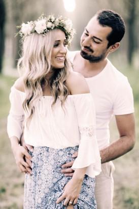 Romantic Yarra Valley Engagement061