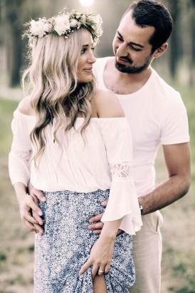 Romantic Yarra Valley Engagement062