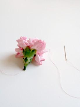 carnation-garland