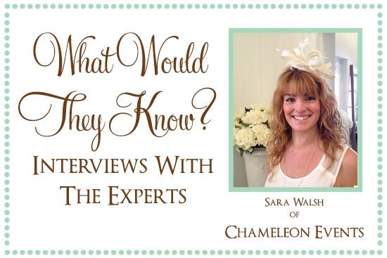Chameleon Events - Sara Walsh