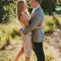 Chic Country Engagement003