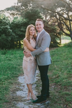 Chic Country Engagement007