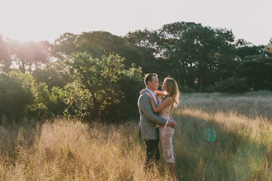 Chic Country Engagement019