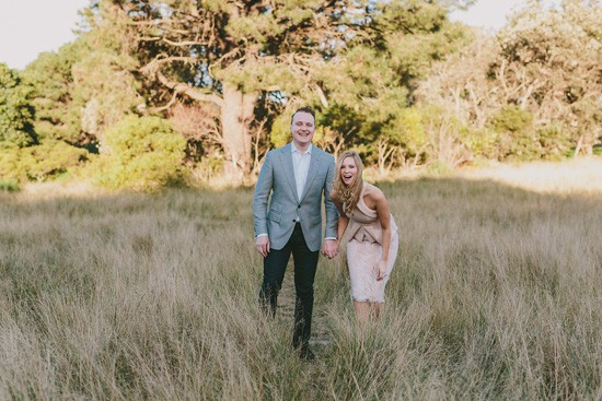Chic Country Engagement022