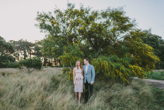 Chic Country Engagement024